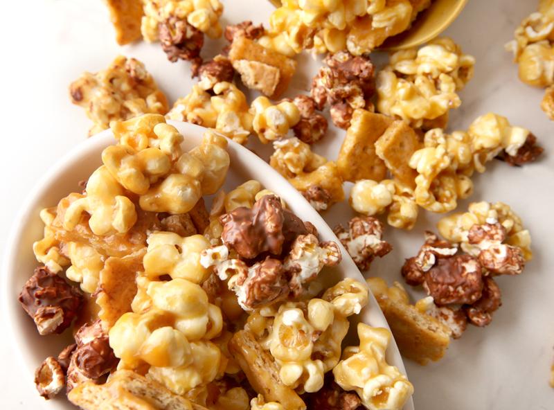 copycat recipe for s'mores moose munch