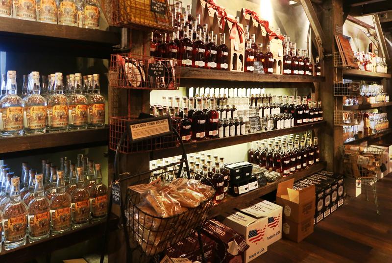 Shop at St. Augustine Distillery